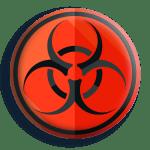 Hazardous Material Symbol