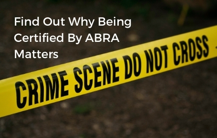 Find Out Why Being Certified By ABRA Matters