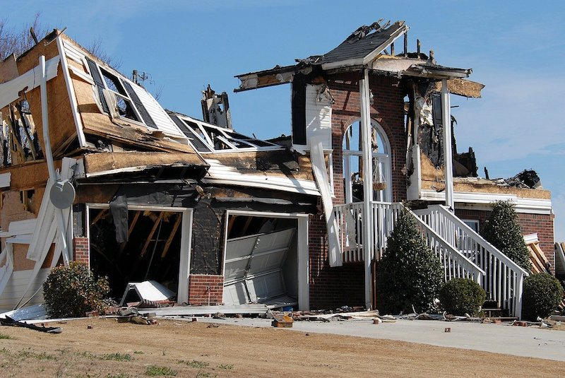 San Diego Fire & Smoke Damage Home Restoration